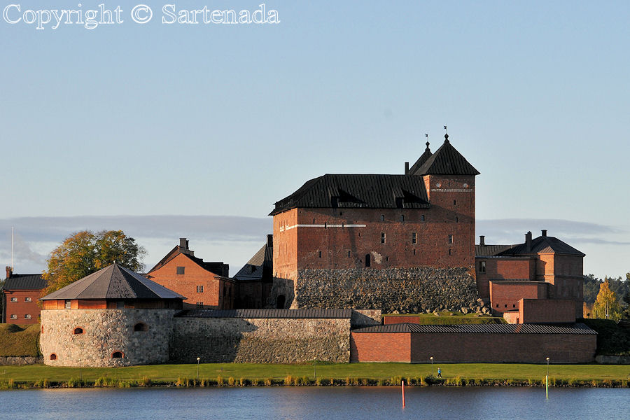 Castle of Hämeenlinna