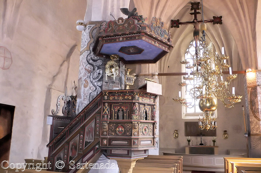Our pulpits in churches are beautiful, or what do You think?
