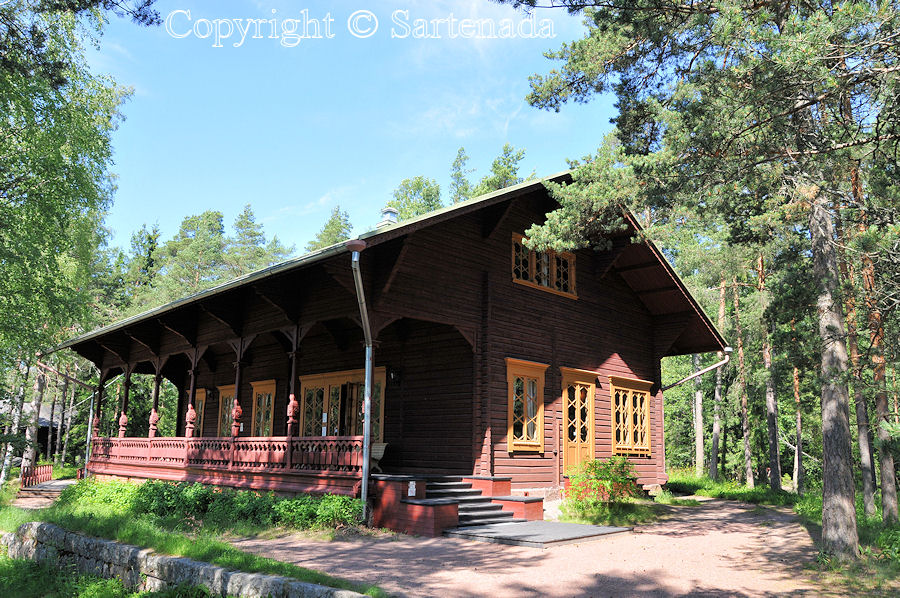 Langinkoski Imperial Fishing Lodge