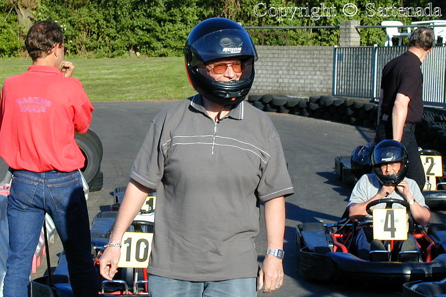 I like Karting too.