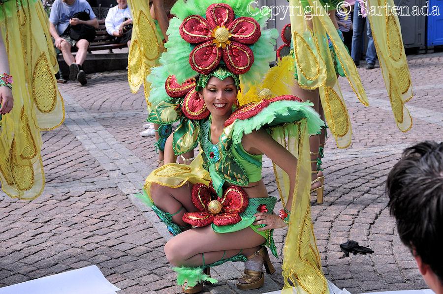 Annual Samba Carnival in Helsinki