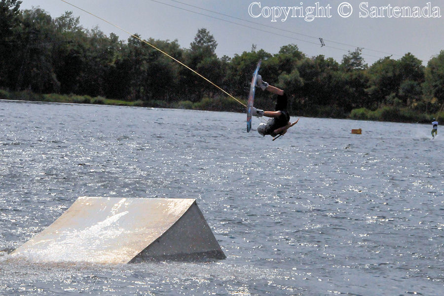 Wakeboarding in Gemany