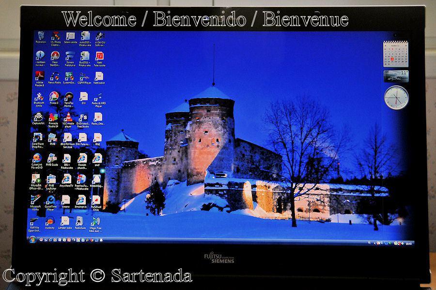 Welcome / Bienvenido / Bienvenue / Benvenuto / Bem-vindo