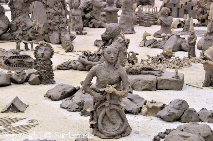 Crazy Clay Art / Loco Arte de Arcilla / Fou art d'argile