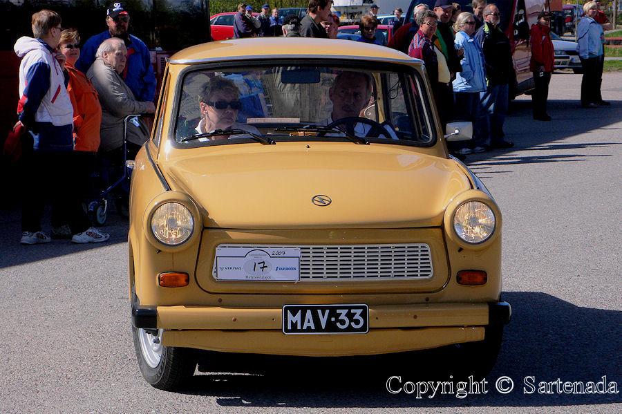 Oldtimers-Trabant