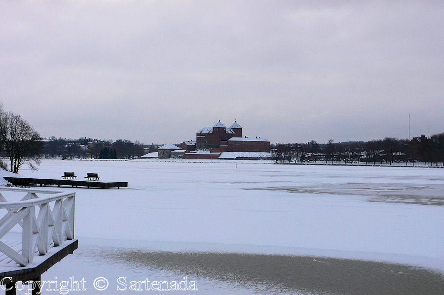 Castle of Hämeenlinna / Castillo de Hämeenlinna / Château de Hämeenlinna