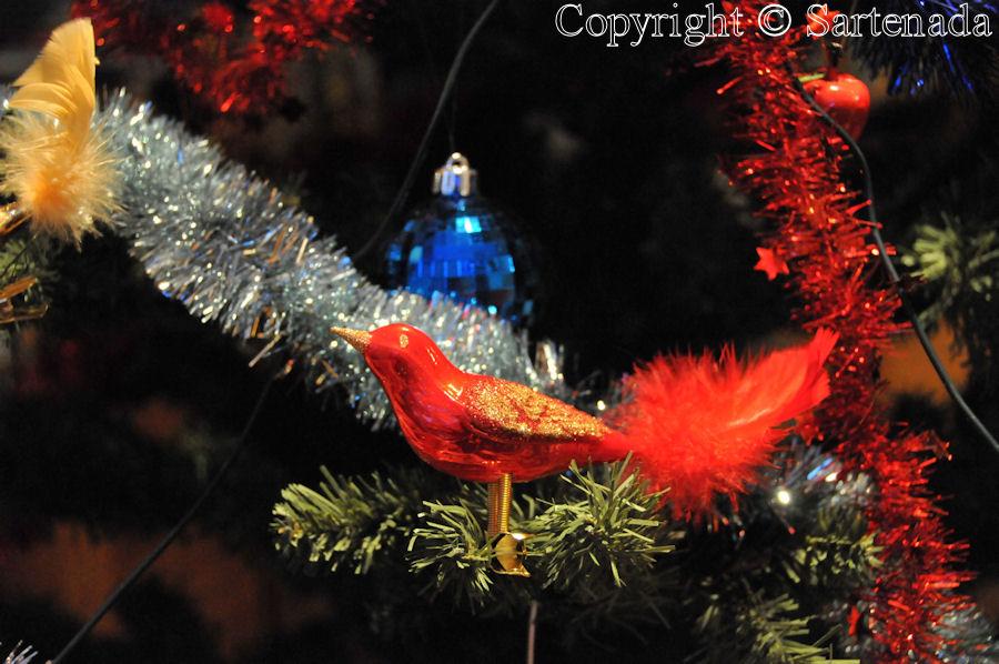 Christmas tree decorations adornos de navidad de rboles - Decoration arbre de noel ...