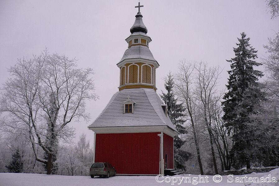 Church of Nurmijärvi / Iglesia de Nurmijärvi / Église de Nurmijärvi