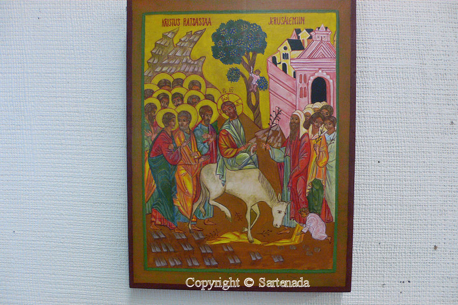 Orhodox icons / Iconos ortodoxos / Icônes orthodoxes