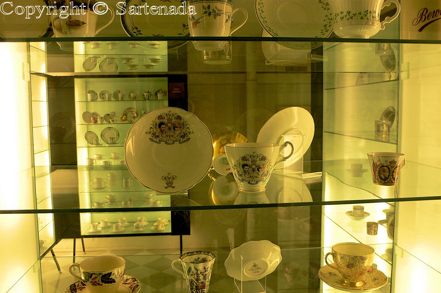 International coffee cup museum