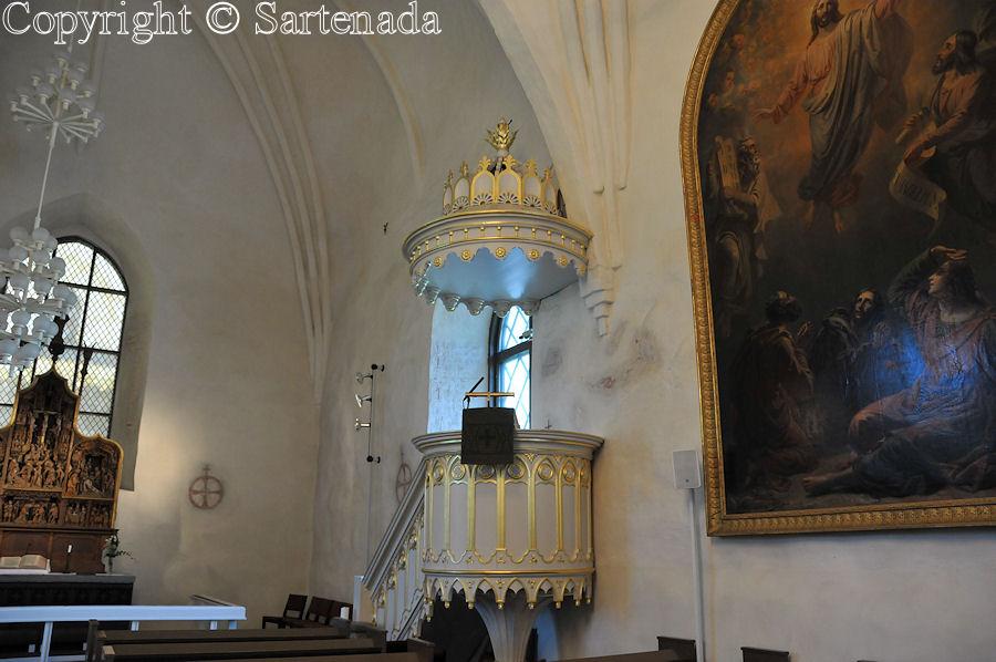 Church of Vanaja / Iglesia de Vanaja / Église de Vanaja