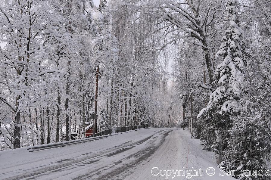 Village roads / Carreteras de pueblocito / Routes de village