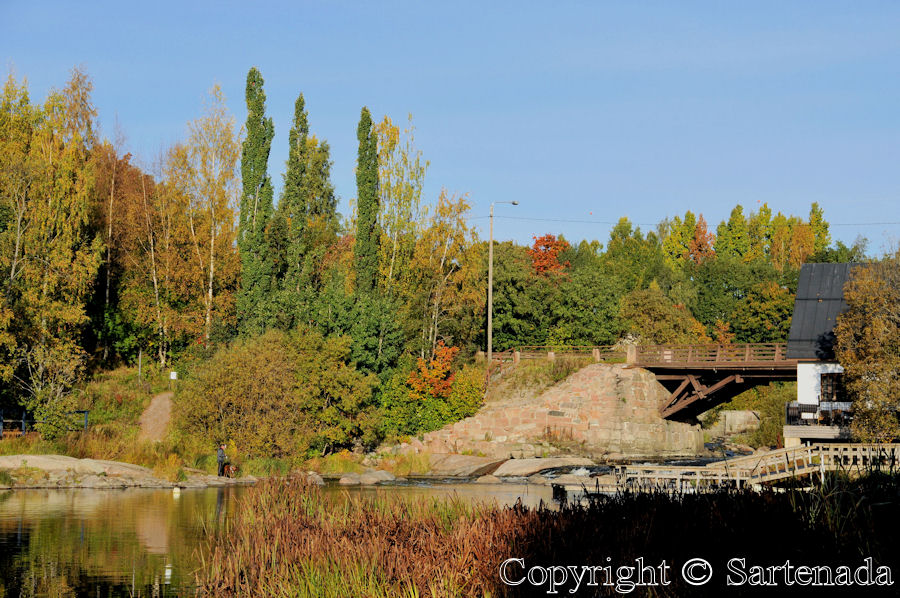 Changing landscape / Cambio de paisaje / Changement du paysage