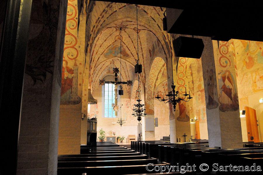 Church of Lohja /  Iglesia de Lohja / Église de Lohja