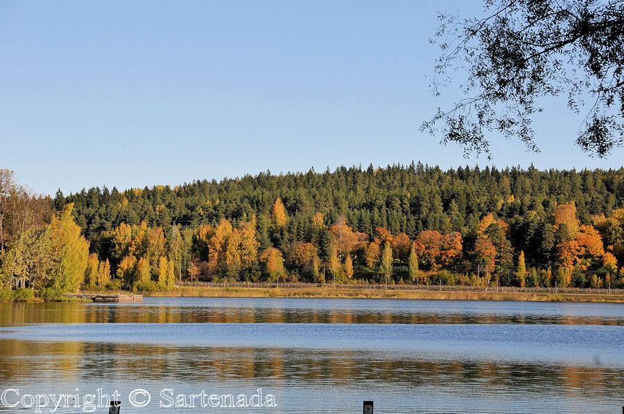 Lake Vanajavesi / Lago Vanajavesi / Lac Vanajavesi