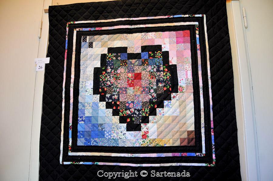 Quilting and patchwork / Almazuelas / Appliques / Applikation