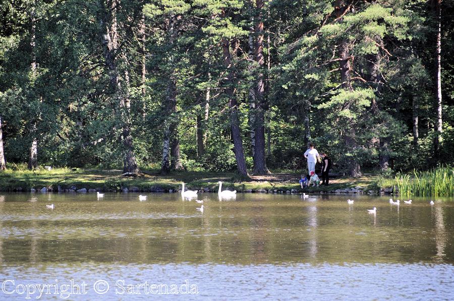 Park of Aulanko / Parque de Aulanko / Parc de Aulanko