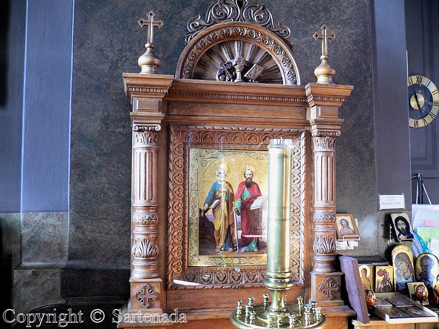 Uspensky Orthodox Cathedral / Catedral ortodoxa de Uspenski / Orthodoxe Cathédrale Uspensky
