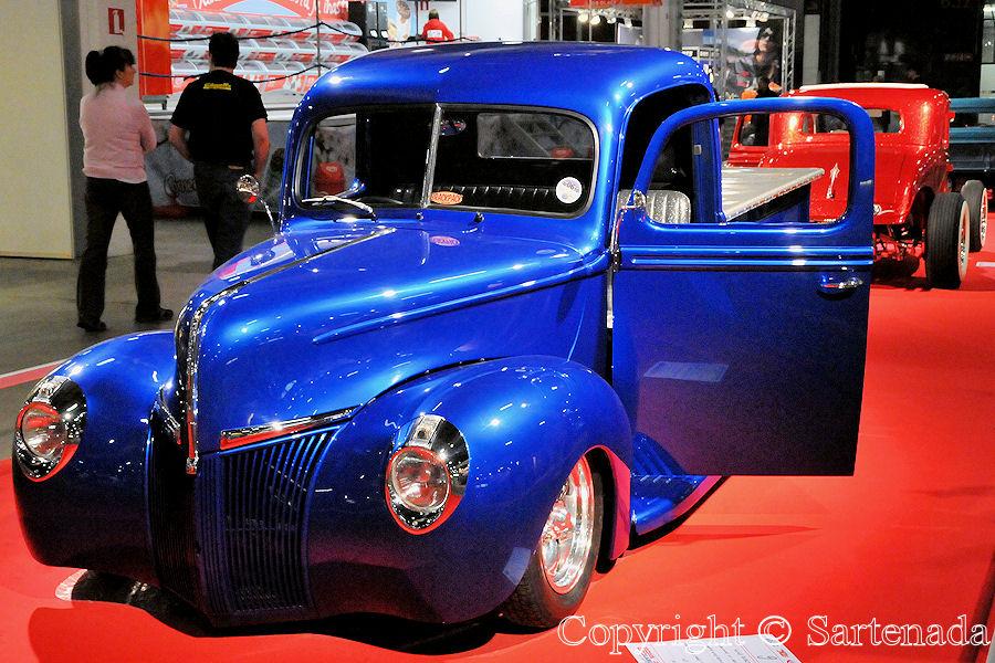 American car show / Exposición de carros Américanos / Salon de voitures américaines