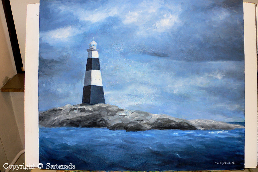 Amateur paintings Pinturas de aficioinados / Peintures d'amateur