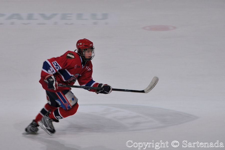 Junior Ice Hockey in Finland
