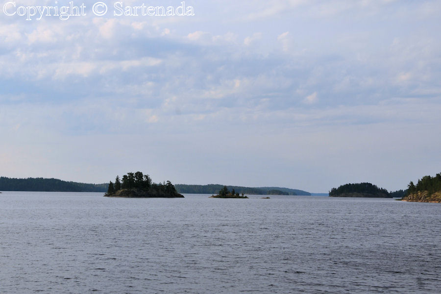 Pistohiekka - Scenery road / Pistohiekka - Camino de paisaje / Pistohiekka - Route de paysage