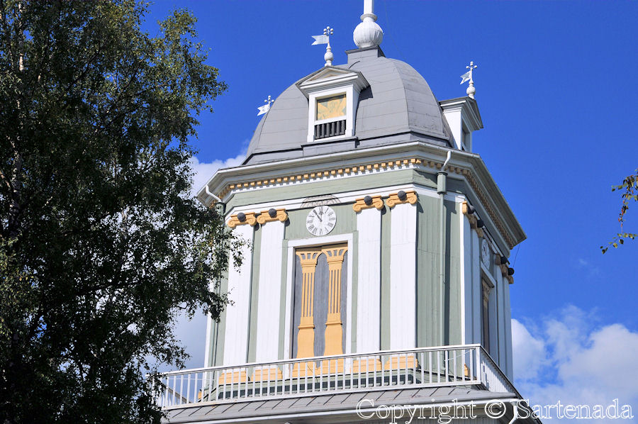 Church of Kalvia / iglesia de Kalvia / Église de Kalvia
