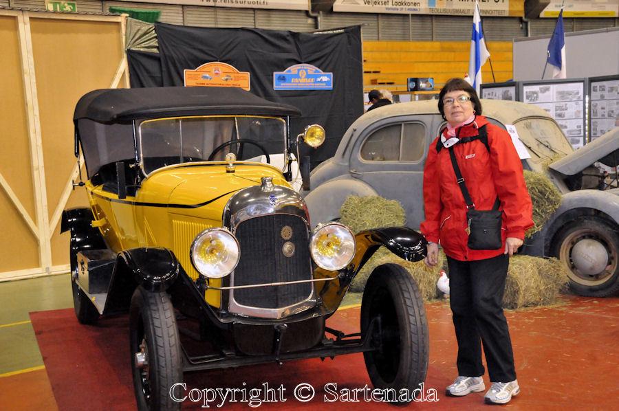 Classic Motor Show / Salón del Automóvil Clásico / Salon de Moteur classique