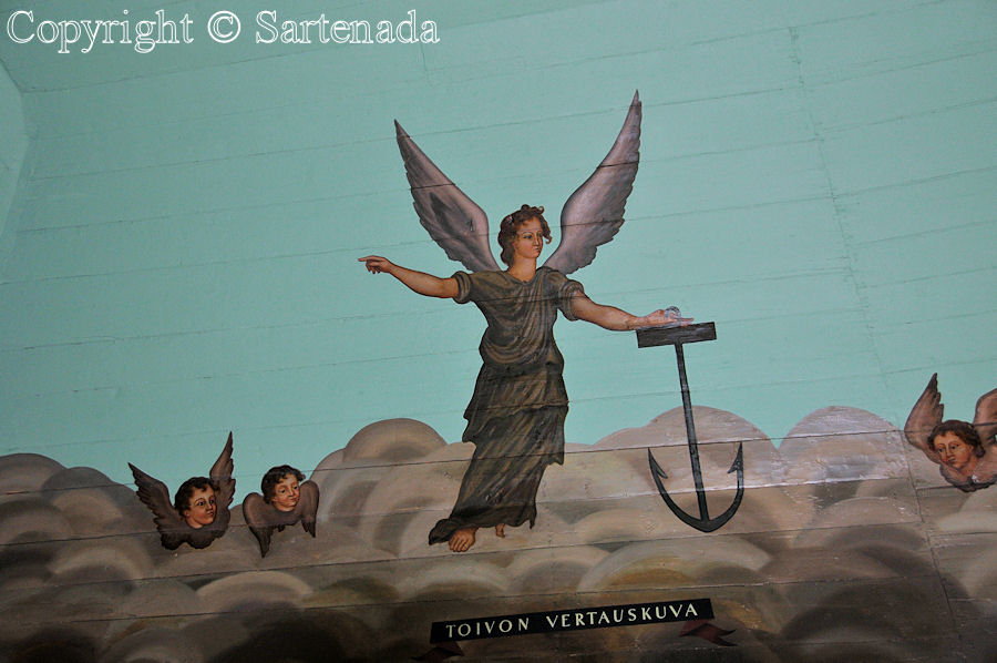100 angels' church / Iglesia de 100 ángeles / Èglise des 100 anges