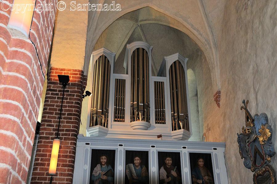 St. Henry's church / Iglesia de Enrique de Uppsala / Èglise de Henri d'Uppsala