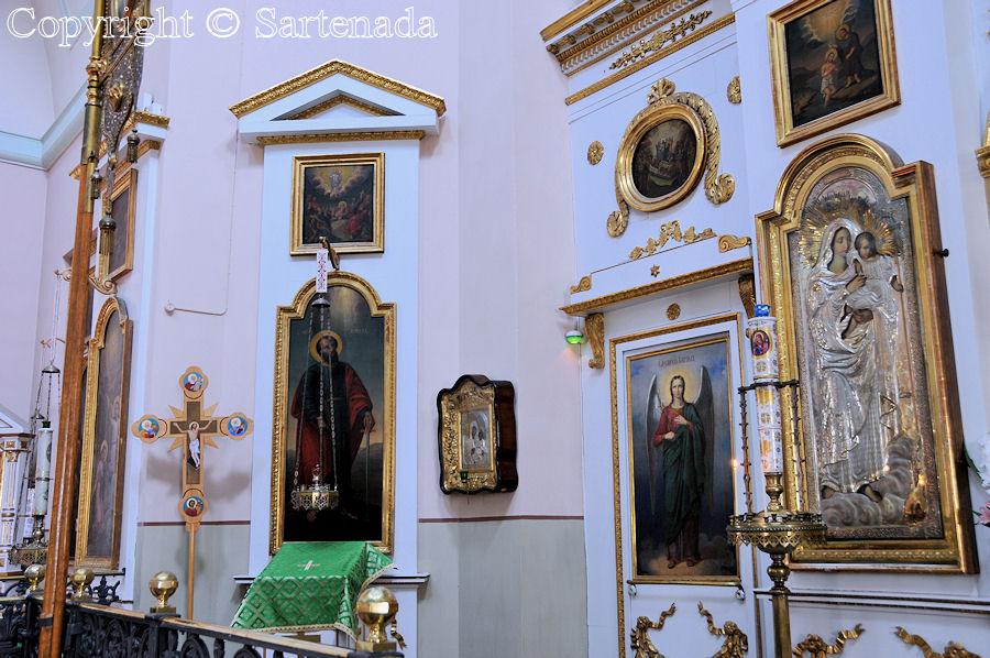 Church of St. Peter and St. Paul / Iglesia de San Pedro y San Pablo / Église de Saint Pierre et Saint Paul