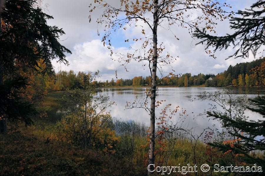 Autumn holiday /Vacaciones de otoño / Vacances d'automne