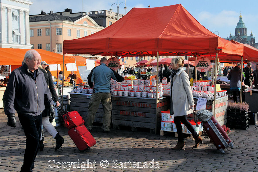 Herring markets / Mercados de arenque / Marchés de hareng
