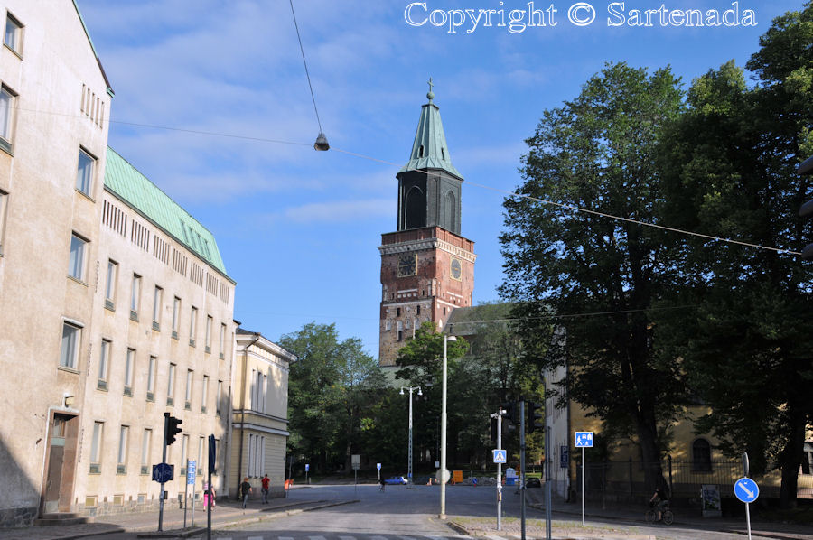 Turku Cathedral / Catedral de Turku / Cathédrale de Turku