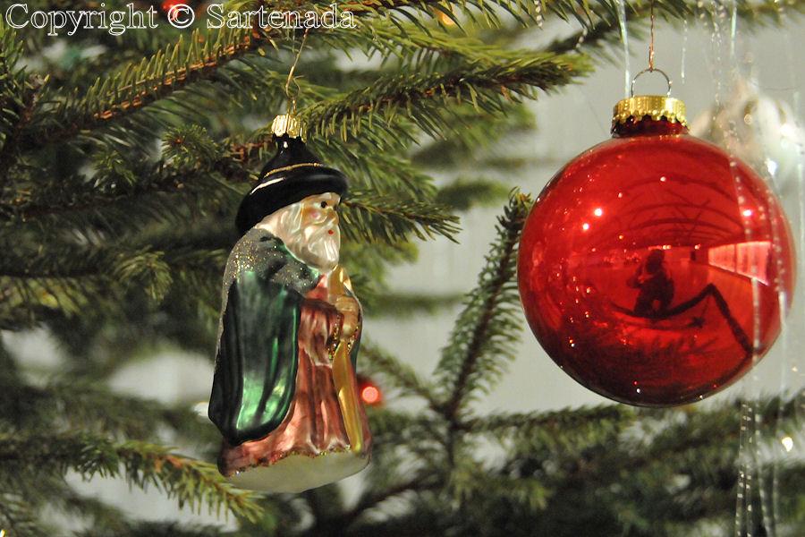 Christmas in Museum of Glass/ Navidad en el Museo del Vidrio y Cristal / Noël en Musée du Verre et Vitrail