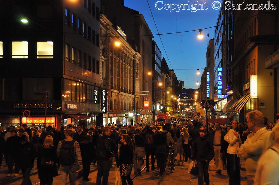Night of the Arts/ Noche de las Artes / Nuit des Arts