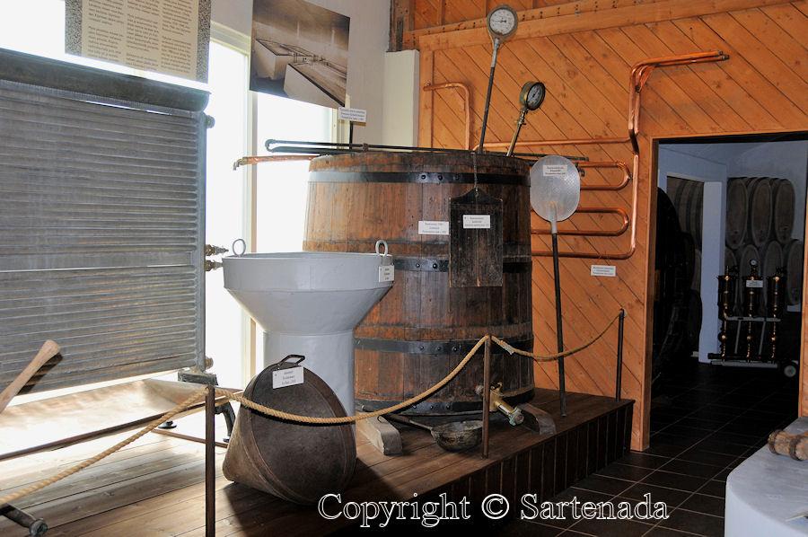 Brewery museum / Museo de la Cervecería / Musée de la Brasserie