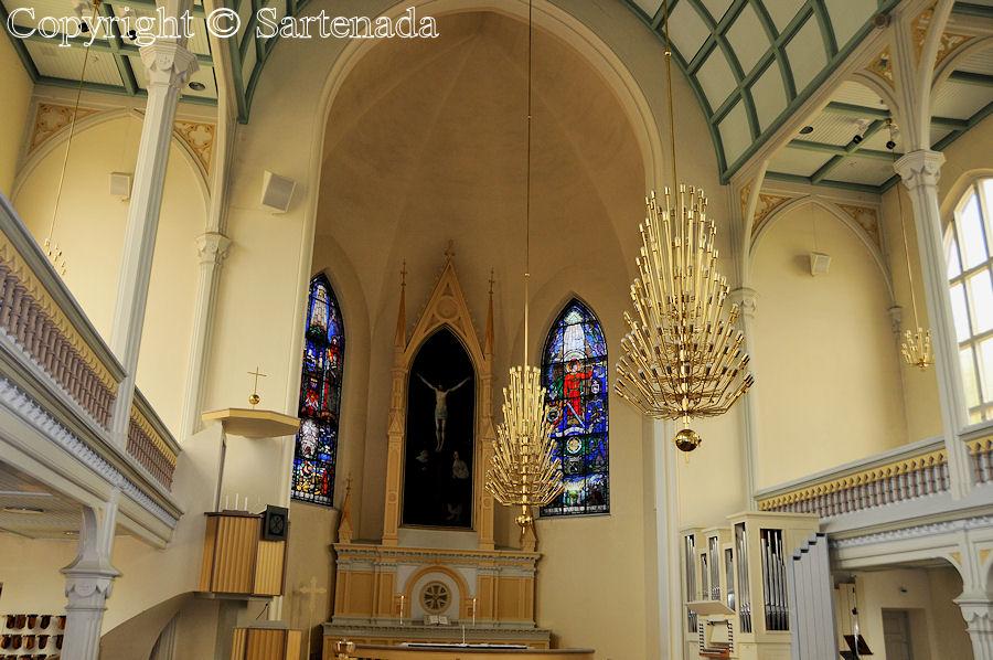 Cathedral of Mikkeli / Cathedral de Mikkeli / Cathédrale de Mikkeli