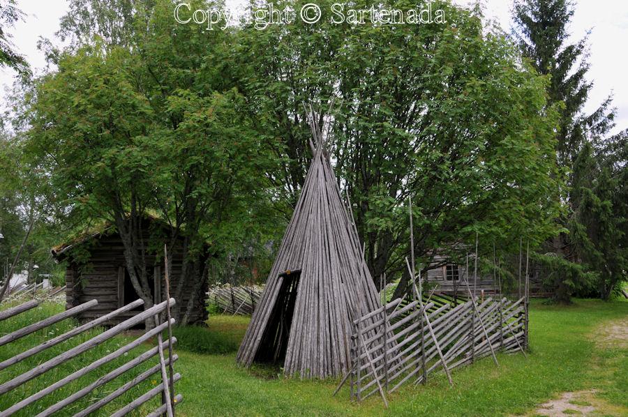 Open-air museum in Lieksa / Museo al aire libre en Lieksa / Musée en plein air á Lieksa