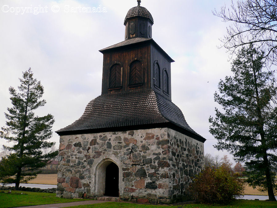 Sipoo old church