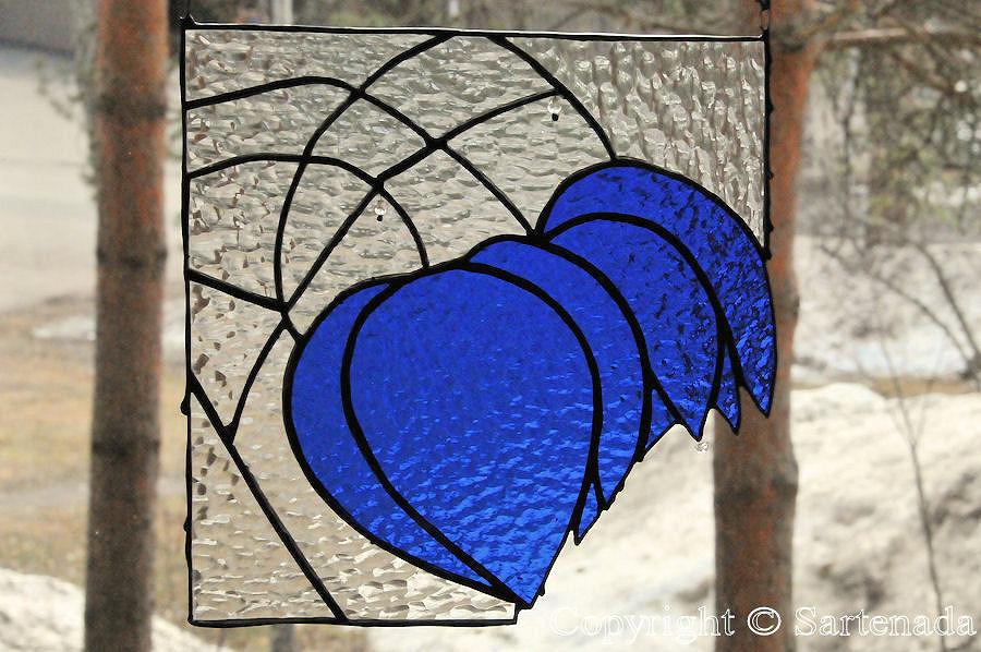 Glass paintings / Vitrales / Vitraux