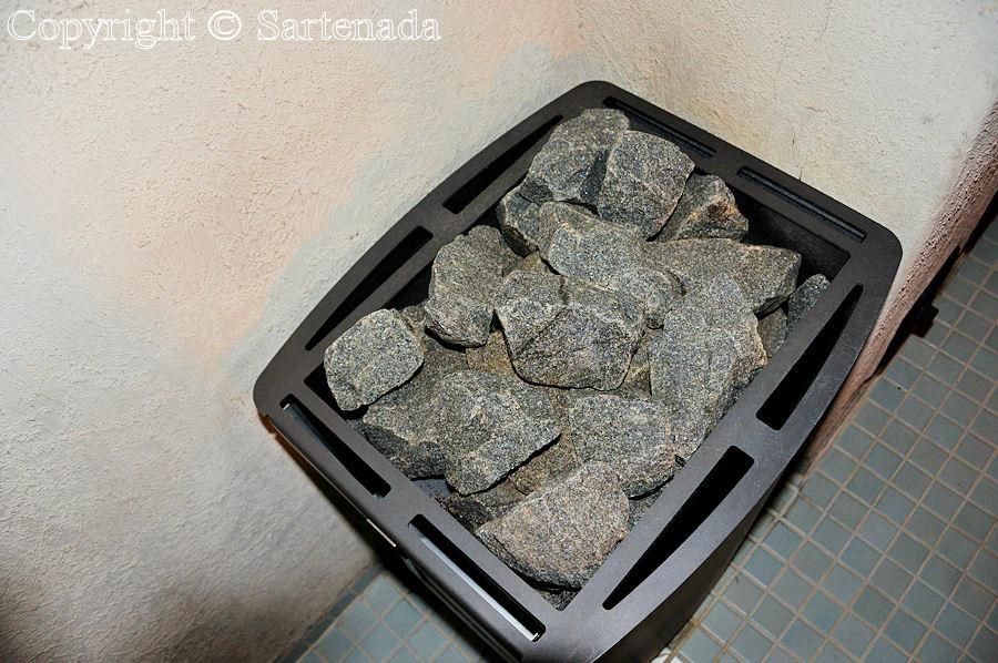 Stones of stove
