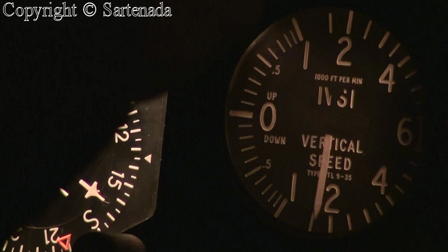 Vertical Speedometer