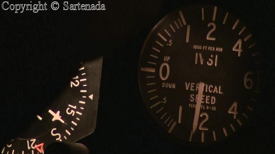 Vertical Speedometer