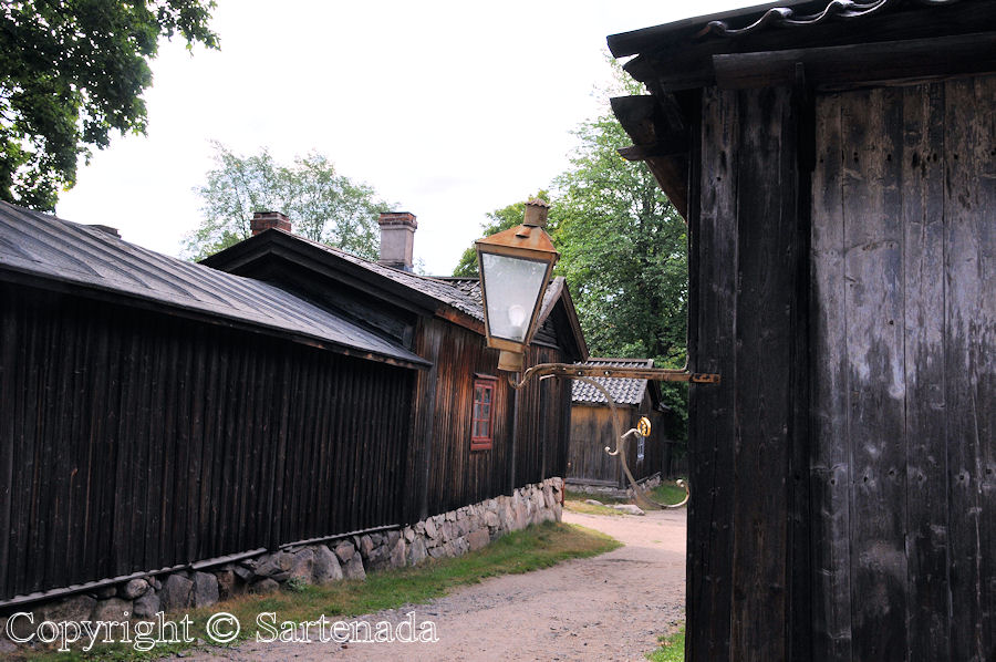 Luostarinmäki Handicrafts Museum / Museo de Artesanías Luostarinmäki / Musée de l'Artisanat de Luostarinmäki