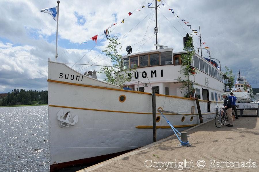Midsummer cruise / Crucero de Hogueras de San Juan / Croisière de la Saint-Jean