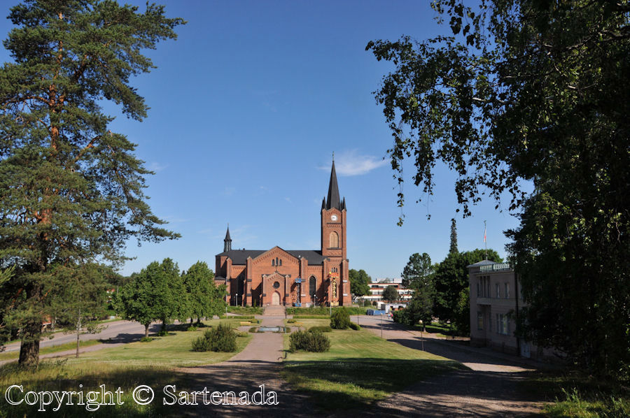Church of Loviisa / Iglesia de Loviisa / Église de Loviisa