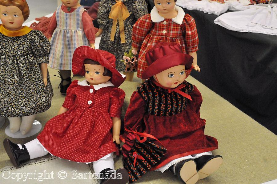 Handicrafts made on courses / Artesanías hechas en los cursos / Artisanat fait sur les cours