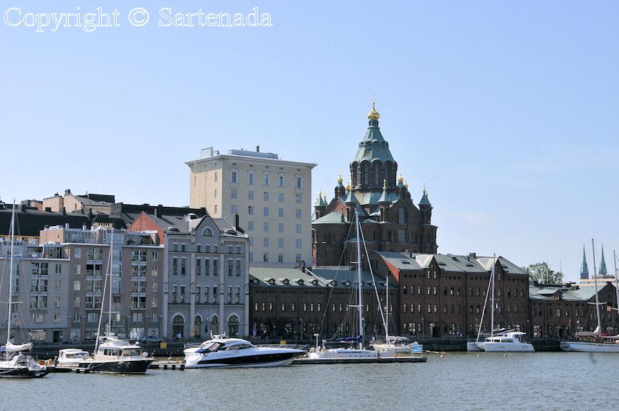 Helsinki sea cruise / Helsinki crucero de mar / Helsinki maritime croisiere