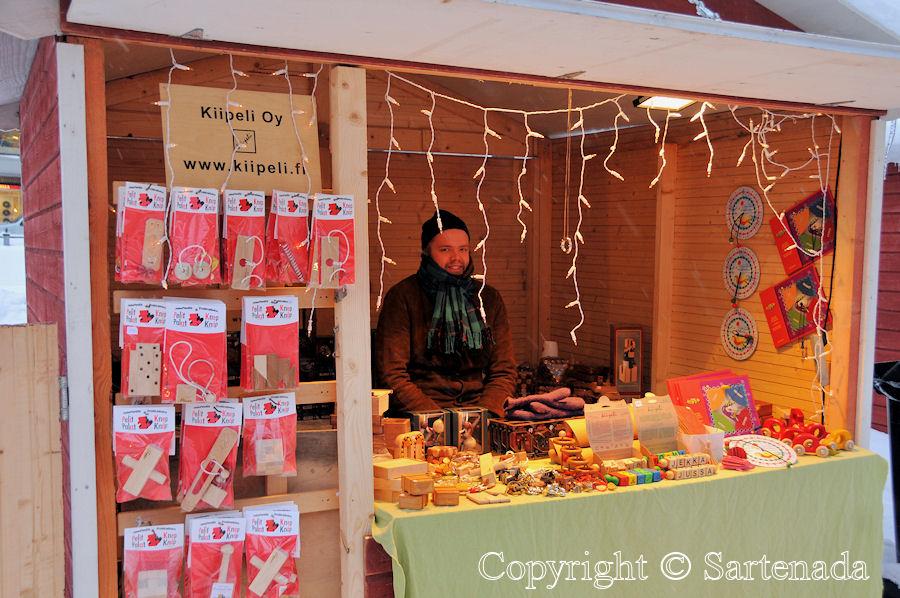 Christmas Markets / Mercados navideños / Marchés de Noël